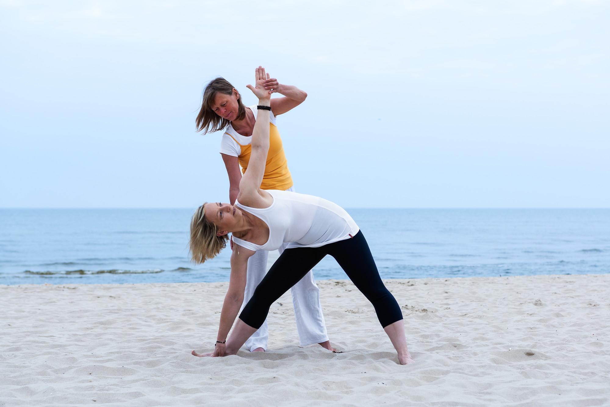 Yoga Auf Usedom Yogakurse Und Unterkunft Bei Claudia Lippert Auf Usedom